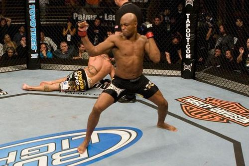 UFC 117: Anderson Silva vs. Chael Sonnen